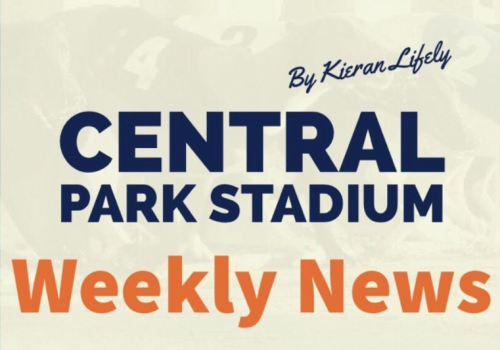 Central Park Weekly News - Week starting 7th January 2019