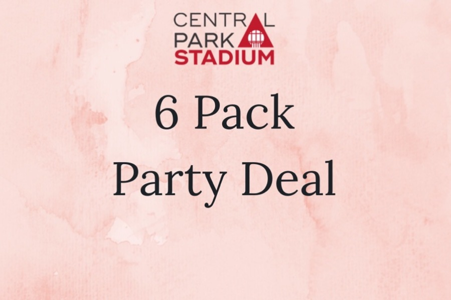 6 Pack Party Deal