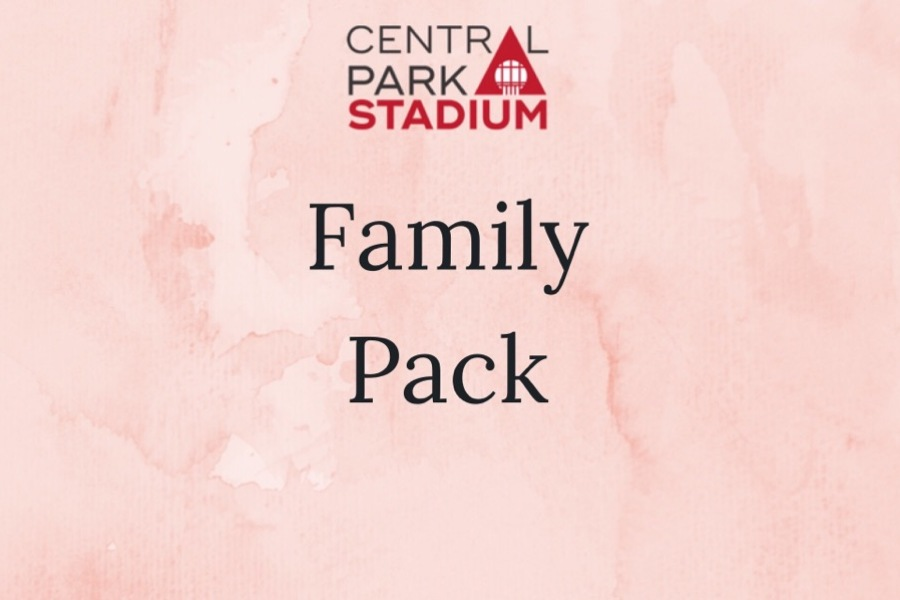 Weekend Family Pack Special